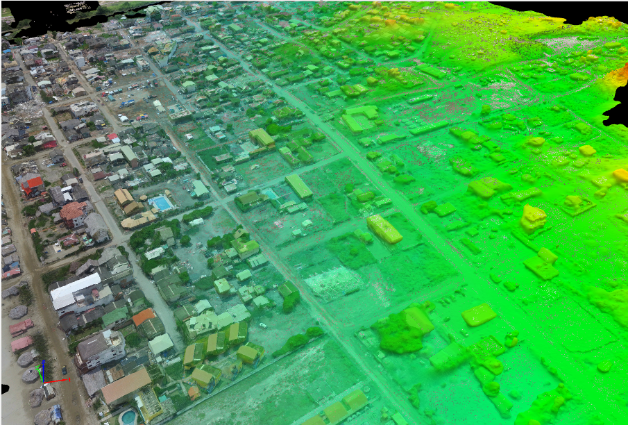 DroneDeploy Map Engine Analysis And Volumetric Measurements How To Improve Accuracy Drone Deploy Data Export