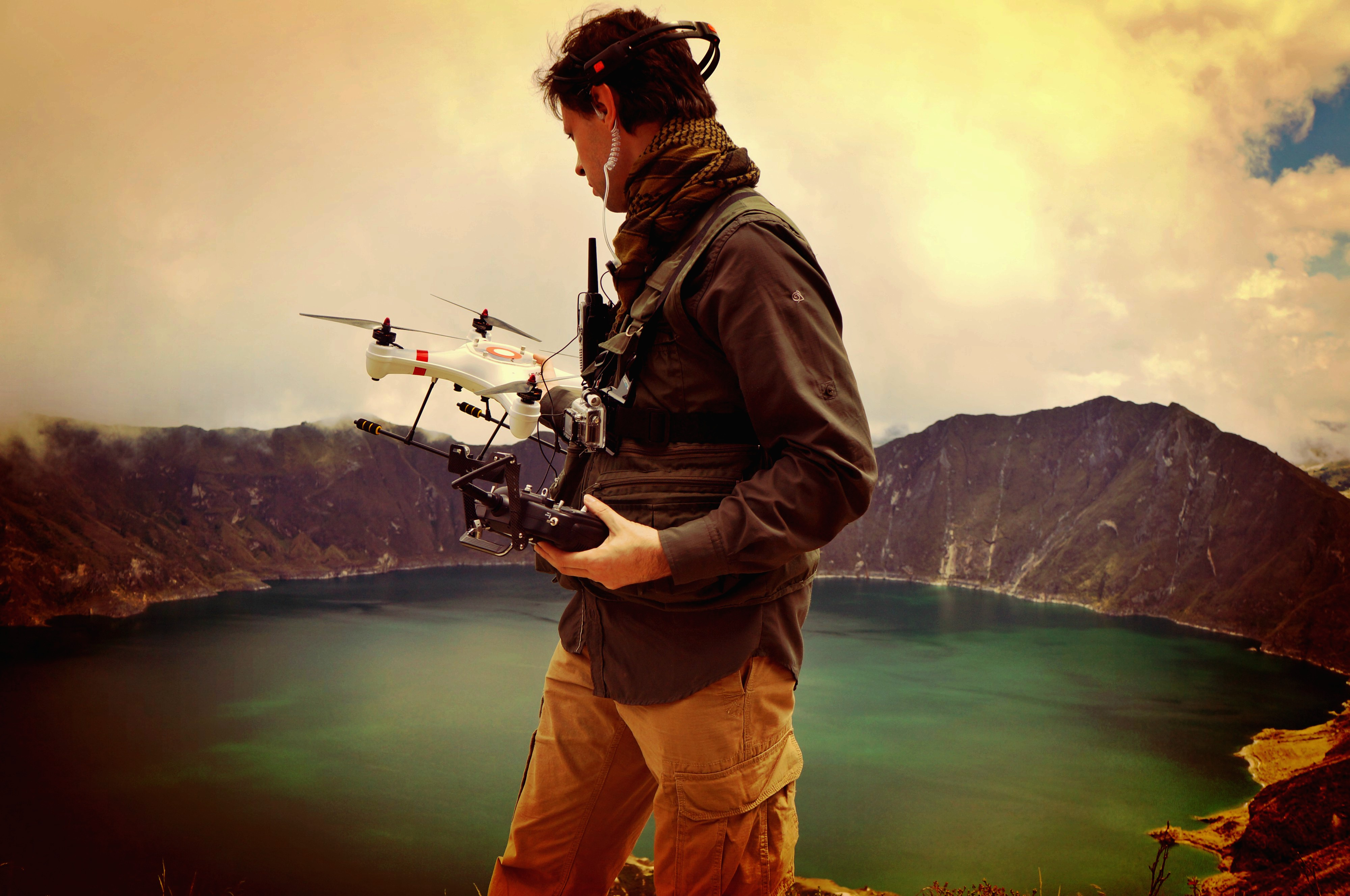 DRONE TECHNOLOGY & CULTURAL HERITAGE